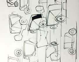 Nro 7 kilpailuun Design Sketch to a new ebike käyttäjältä designmannia