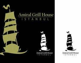 Nro 17 kilpailuun Design a Logo for Amiral Grill House käyttäjältä esita2aarna