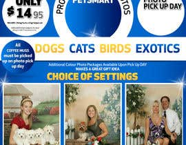 #58 for Design a Flyer for Pet and Family Photography Business by karunrams