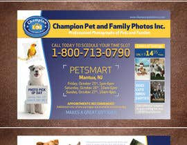 #66 cho Design a Flyer for Pet and Family Photography Business bởi ark86