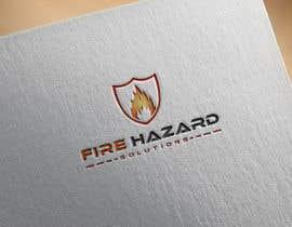 Nro 190 kilpailuun Design Fire Hazard Solutions first logo! käyttäjältä sagor01716