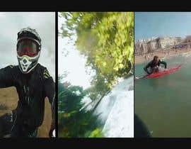 Nro 9 kilpailuun Create a clip Video  (similar video gopro 3) käyttäjältä ManuManOne