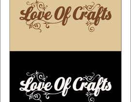 #57 for Design a Logo for Love of Crafts by lassoarts
