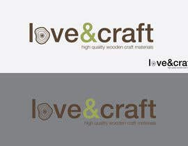 #33 for Design a Logo for Love of Crafts af wehaveanidea
