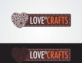 #41 for Design a Logo for Love of Crafts by evergrafix