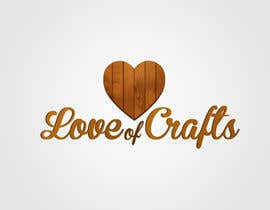 #28 for Design a Logo for Love of Crafts af BiancaN