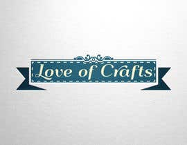 #42 for Design a Logo for Love of Crafts by beetok18
