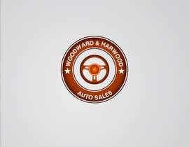 Nro 46 kilpailuun Design a Logo for Woodward Harwood Auto Sales käyttäjältä idexigner