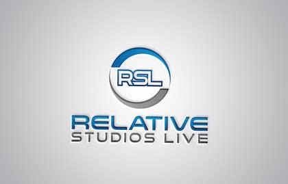 Saheb1990 tarafından Design a Logo for Relative Studios Live için no 55