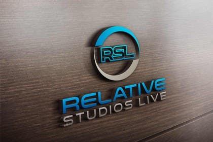 Saheb1990 tarafından Design a Logo for Relative Studios Live için no 56