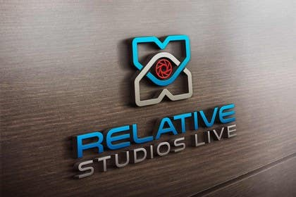 Saheb1990 tarafından Design a Logo for Relative Studios Live için no 60
