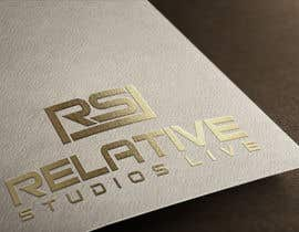 adilesolutionltd tarafından Design a Logo for Relative Studios Live için no 51