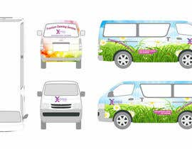 #35 untuk I need Design for a Vehicle Wrap! oleh barinix