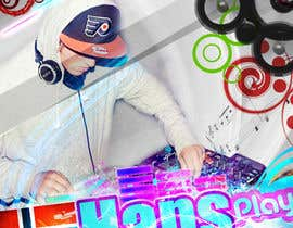 #68 para Design a Banner for an Electronic Music DJ por basem36