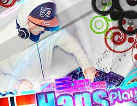 #72 para Design a Banner for an Electronic Music DJ por basem36
