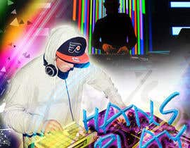#62 para Design a Banner for an Electronic Music DJ por suneelkaith