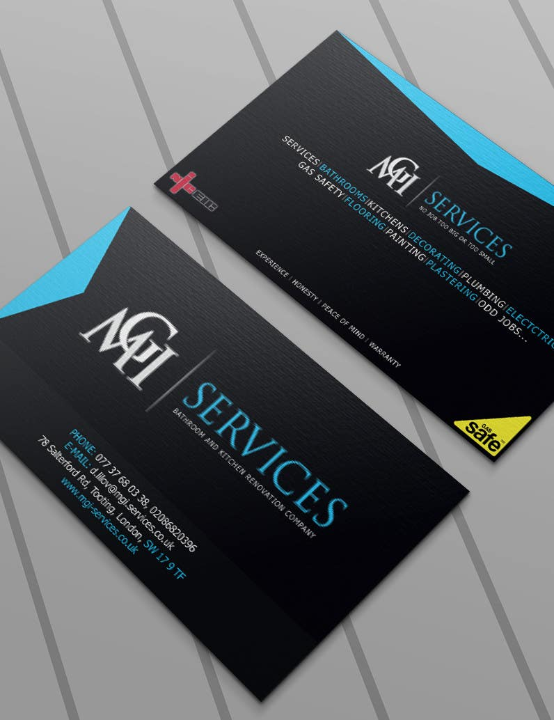 Business Cards Gas Safe Logo Gallery - Card Design And Card Template