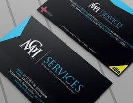 #43 para Design some Business Cards for a Building Company por ALOYA