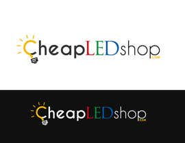 nikky1003 tarafından I need a logo designed CheapLEDshop make it special! için no 10