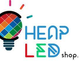 tanirajak1994 tarafından I need a logo designed CheapLEDshop make it special! için no 32