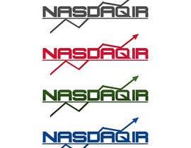 abanobmikhael tarafından Design a Logo NASDAQIR için no 4