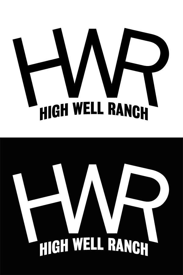 Penyertaan Peraduan #                                        66                                      untuk                                         Design a Logo for High Well Ranch