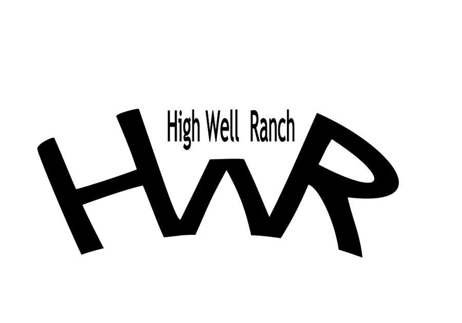 Penyertaan Peraduan #                                        16                                      untuk                                         Design a Logo for High Well Ranch