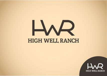 Penyertaan Peraduan #                                        36                                      untuk                                         Design a Logo for High Well Ranch