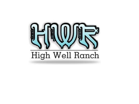 Penyertaan Peraduan #                                        64                                      untuk                                         Design a Logo for High Well Ranch