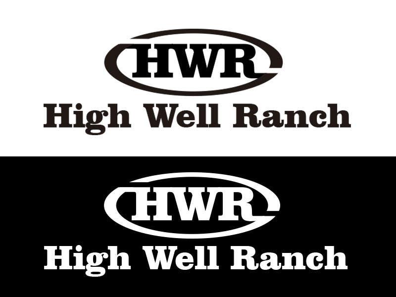Penyertaan Peraduan #                                        18                                      untuk                                         Design a Logo for High Well Ranch