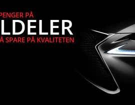 sajjidesigner tarafından Design banner for car parts 980x300 için no 29
