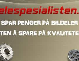 Nro 53 kilpailuun Design banner for car parts 980x300 käyttäjältä laeeqnazir17