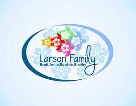 Nro 20 kilpailuun Larson Family Logo käyttäjältä istykristanto