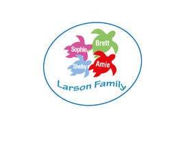 Nro 26 kilpailuun Larson Family Logo käyttäjältä marcelorock