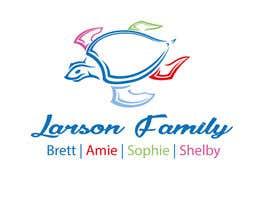 Nro 27 kilpailuun Larson Family Logo käyttäjältä marcelorock