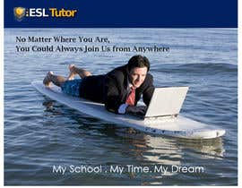 #37 for Design an Advertisement for ESLTutor.net af srikumar88