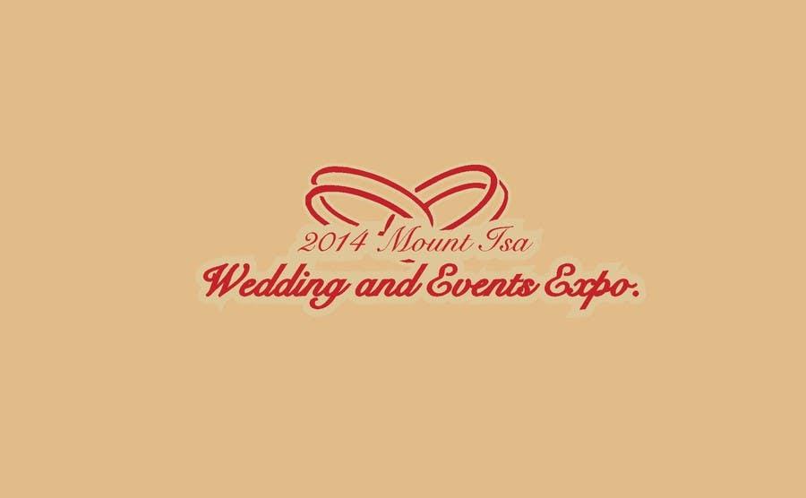Kilpailutyö #21 kilpailussa Design a Logo for Wedding Expo