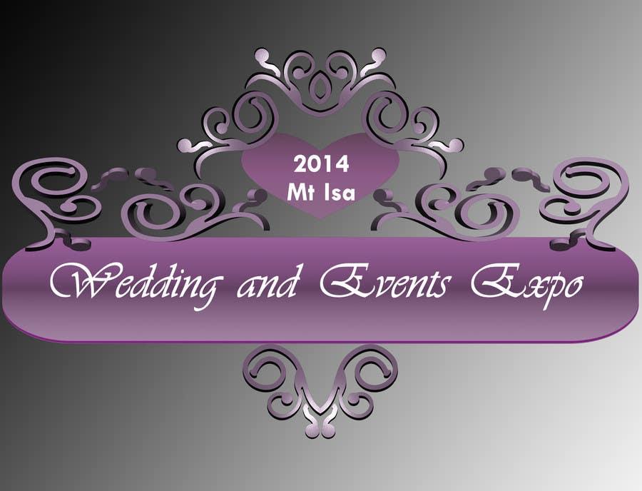 Kilpailutyö #13 kilpailussa Design a Logo for Wedding Expo