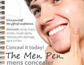 #53 untuk Banner Ad Design for The Men Pen oleh Anamh