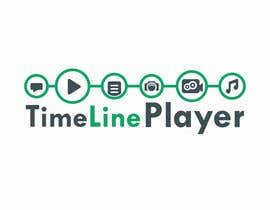 nº 155 pour Design a Logo for TimeLine Player par MonamiSoft