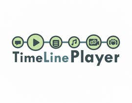 nº 158 pour Design a Logo for TimeLine Player par MonamiSoft