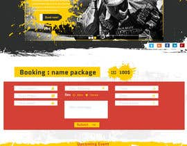 #37 for Build a Website for paintballmaastricht.nl (CMS+Design) by codeunderground