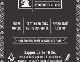 meenastudio tarafından Please design a flyer for my barbershop için no 47