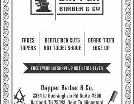 meenastudio tarafından Please design a flyer for my barbershop için no 48