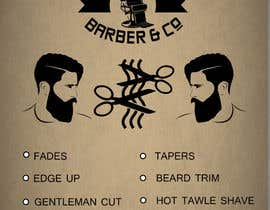 harjeet966 tarafından Please design a flyer for my barbershop için no 23
