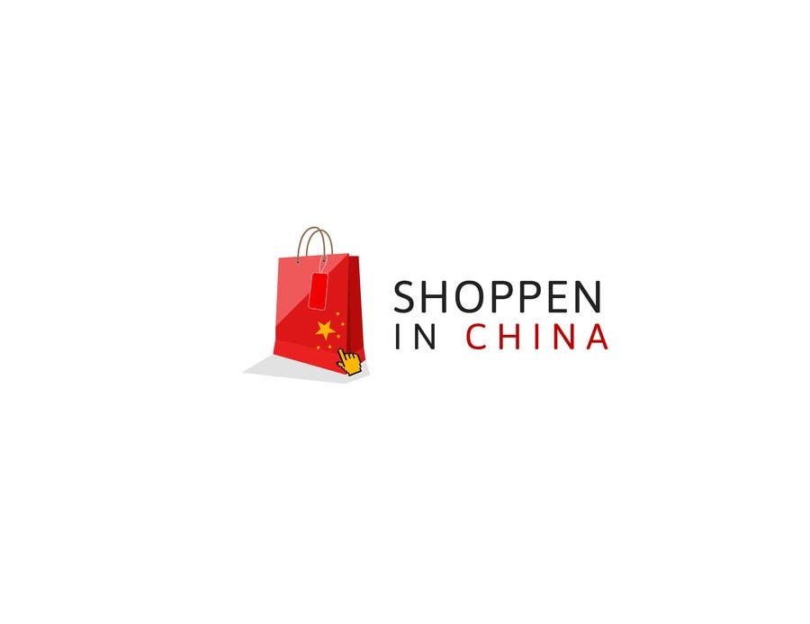 Proposition n°68 du concours Make me a logo for a website about Chinese webshops