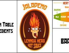 allisoNthegray tarafından Hot Sauce Label (Lennox Head Hot Sauce) için no 21