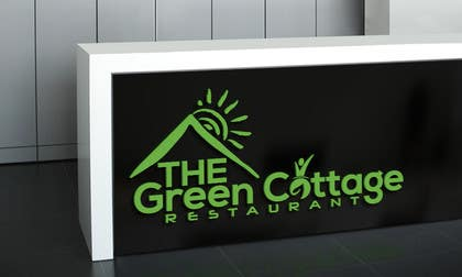 salmanmemon771 tarafından Design a Logo for our 'Green Cottage Restaurant' için no 791