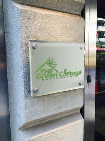 salmanmemon771 tarafından Design a Logo for our 'Green Cottage Restaurant' için no 793