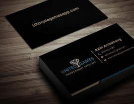 #306 for Design some Business Cards by BikashBapon